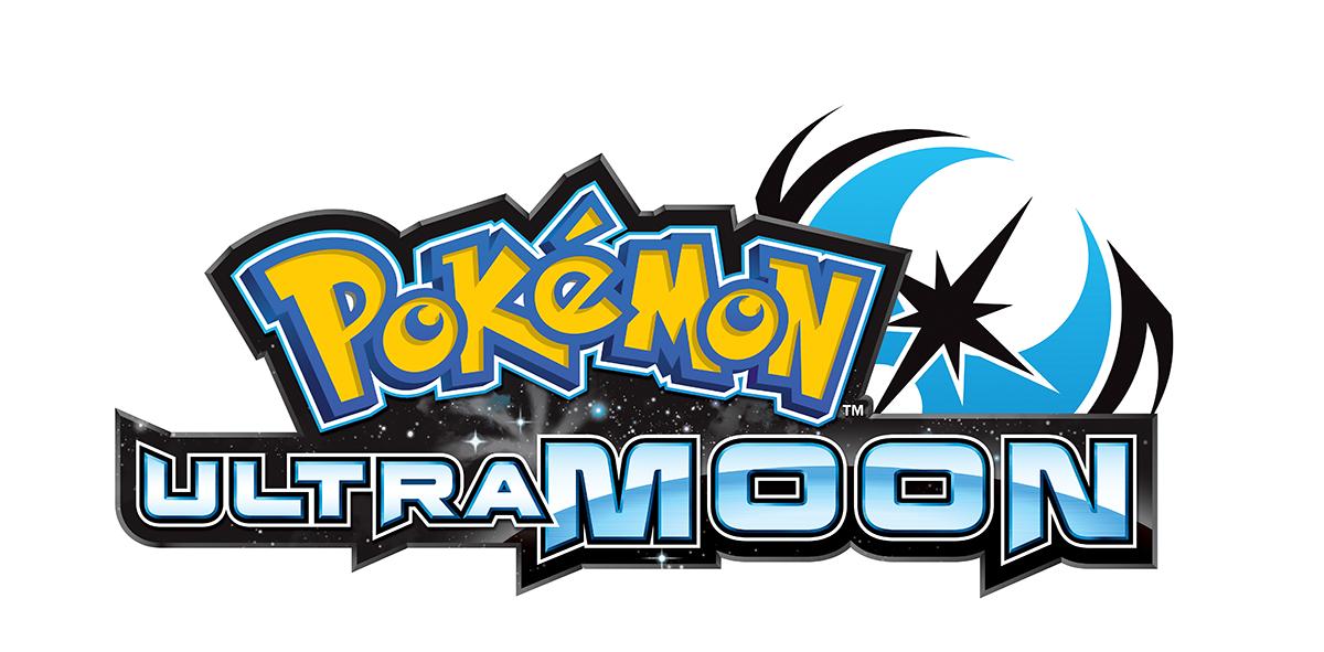 Pokmon Ultra Moon Logo by aschefield101