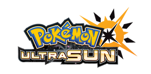Pokmon Ultra Sun Logo