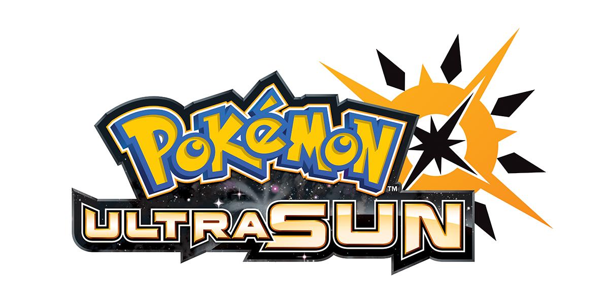 Pokmon Ultra Sun Logo by aschefield101