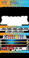 Pokemon TCG - SunMoon - Resource Sheet