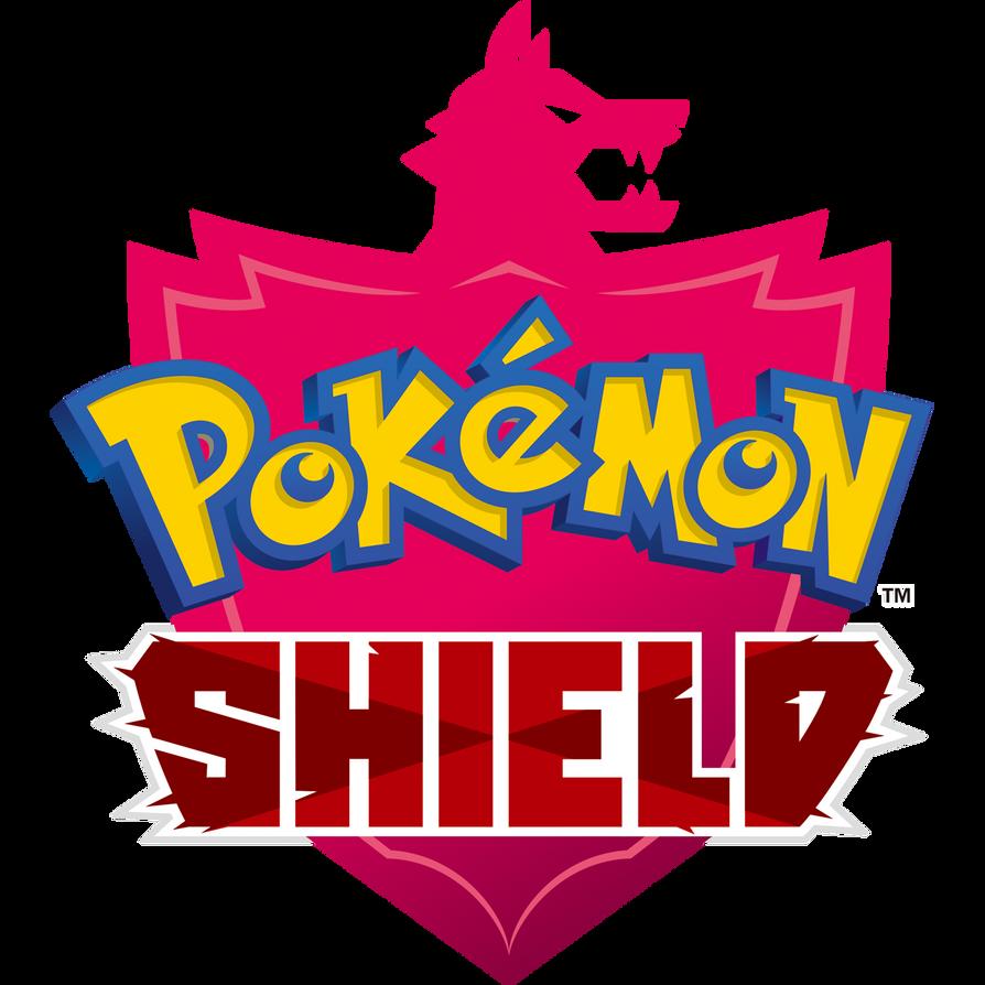 Logo: Pokemon Shield by aschefield101 on DeviantArt