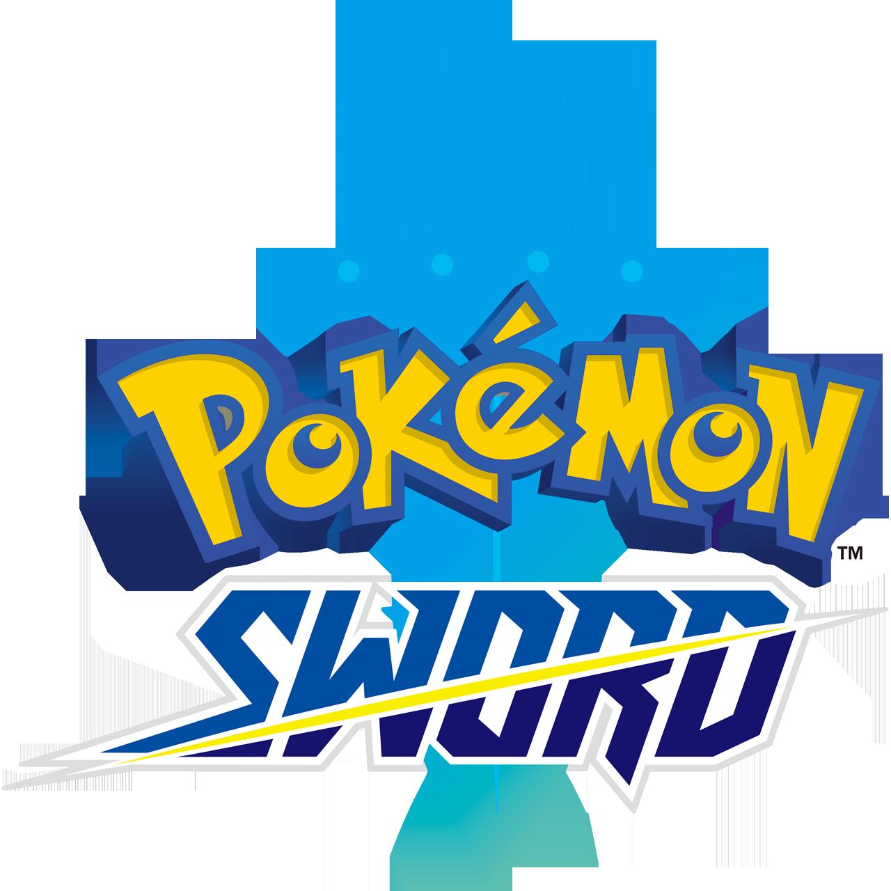 Logo: Pokemon Sword by aschefield101 on DeviantArt