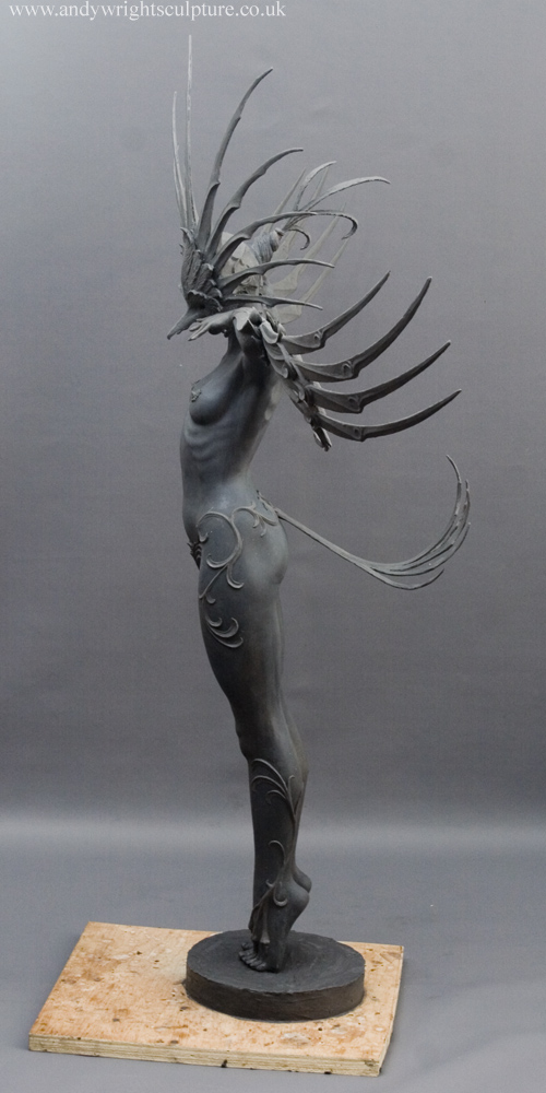 Bird Sculpture 10 by artyandy