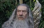 Gandalf life size statue