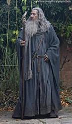 Gandalf statue 2 by artyandy