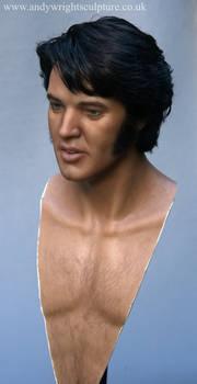Elvis bust 2