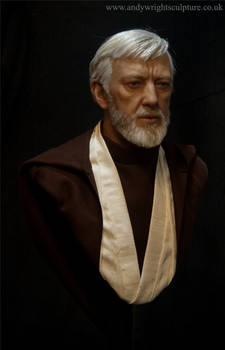 Kenobi bust 3