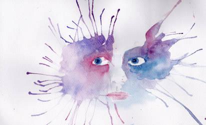 Eyes full of life by Glorfindelle