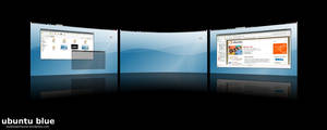 ubuntu blue