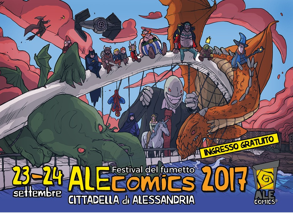 787 by ALEcomics-FdF