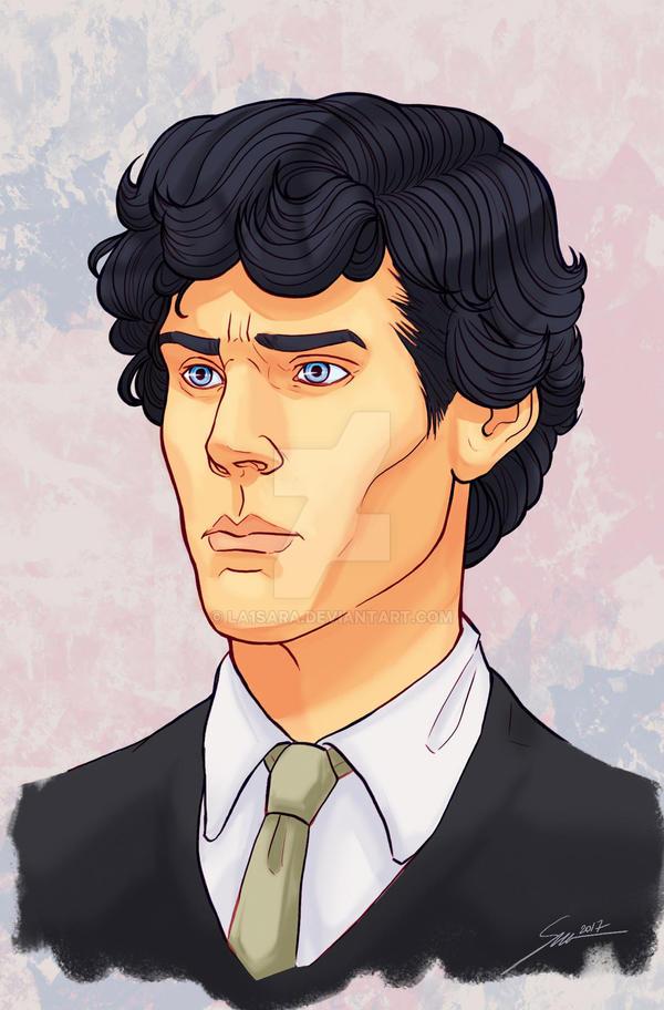Sherlock by La1sara