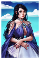 Eleonore - Commission by MaterArsenic