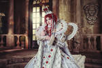 Trinity Blood Esther and Abel