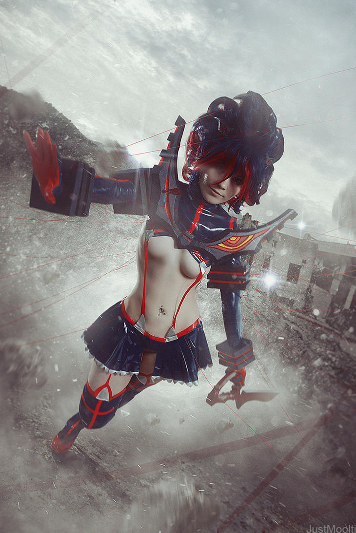 Kill la Kill2 by JustMoolti