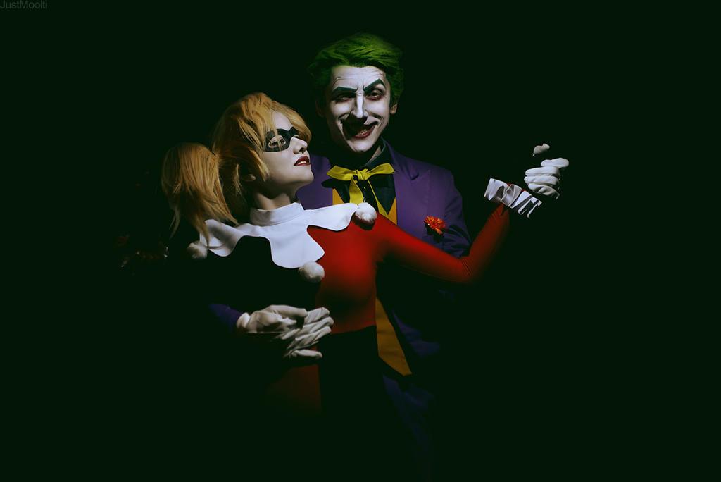 Jocker Harley quinn by JustMoolti