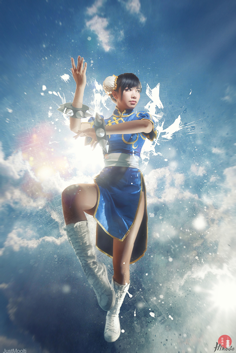 Chun Li 2 by JustMoolti