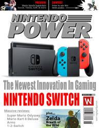 Nintendo Power v287