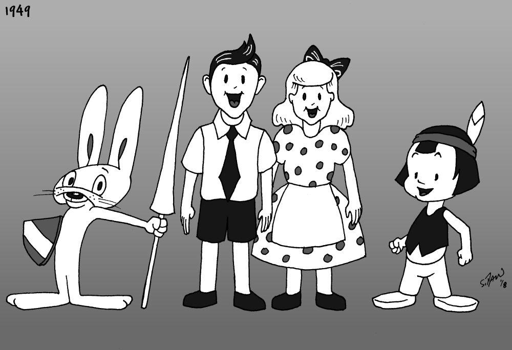 TV Animation - 1949