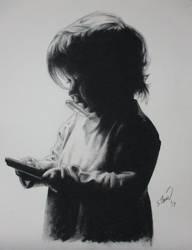 Toy Phone by DubyaScott