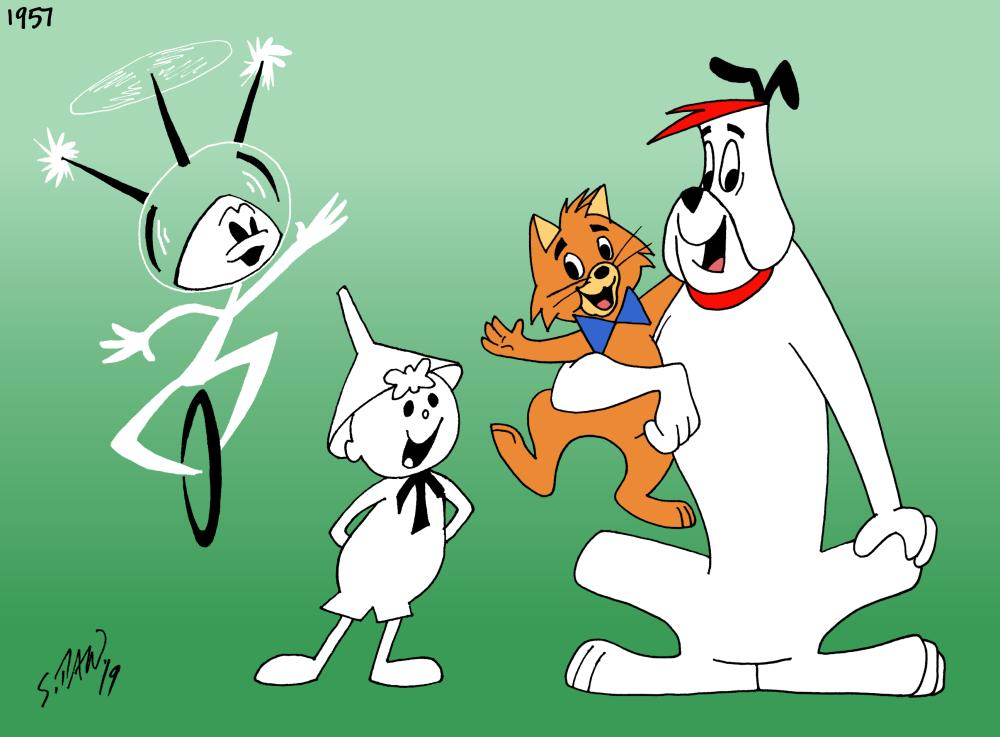 TV Animation - 1957