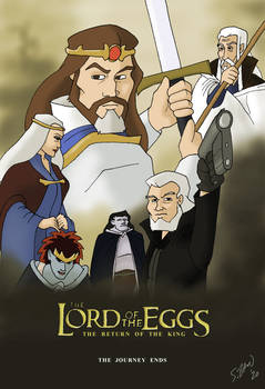The Lord of the Eggs: The Return of the King