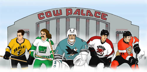 Cow Palace hockey