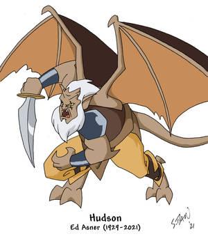 Hudson (Ed Asner tribute)