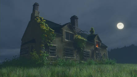 The Return to Dead Tree Manor