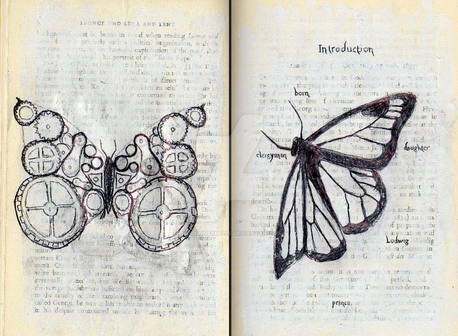 Butterflies by hannahisabelle
