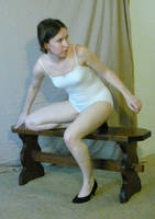 Sailor Sitting 15 by SenshiStock