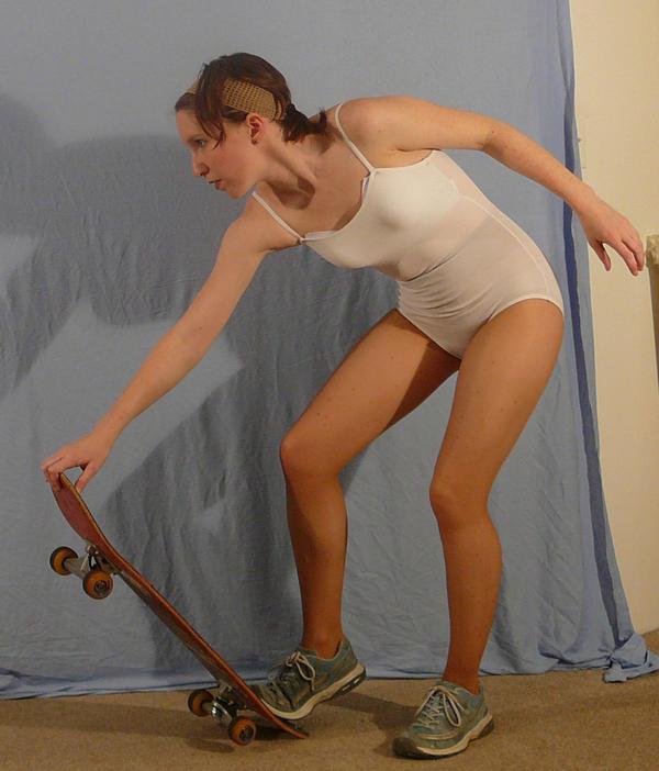 Sailor Skater 3 by SenshiStock