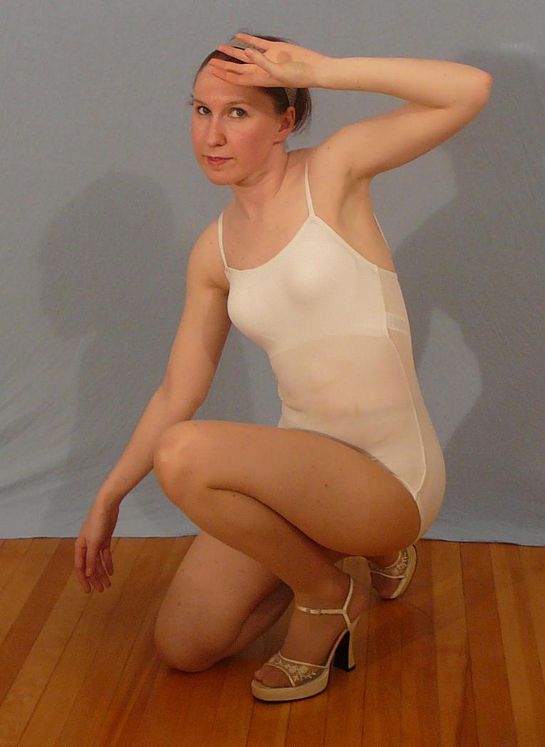 Sailor Sit + Kneel 37 by SenshiStock