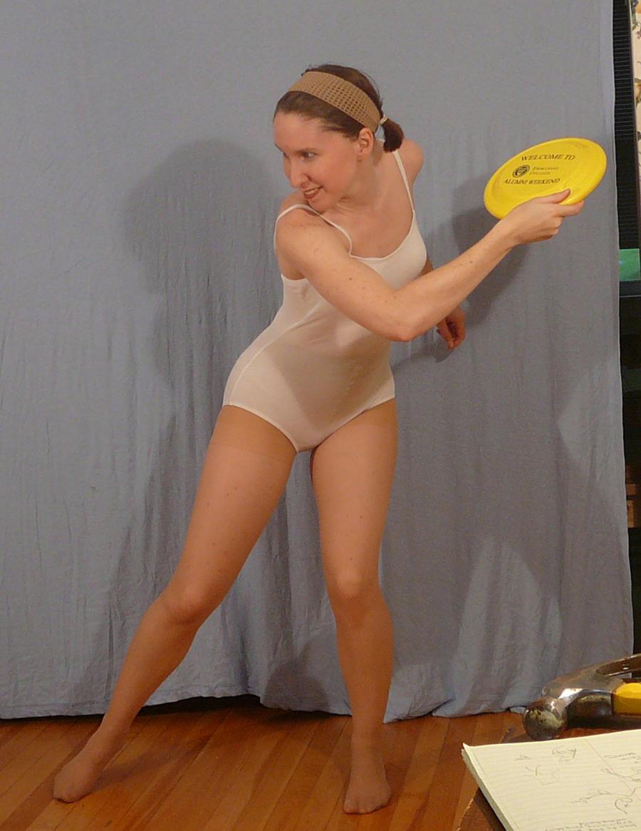 Sailor Frisbee 2 by SenshiStock