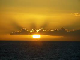 Sailor Sunset Background 1 by SenshiStock