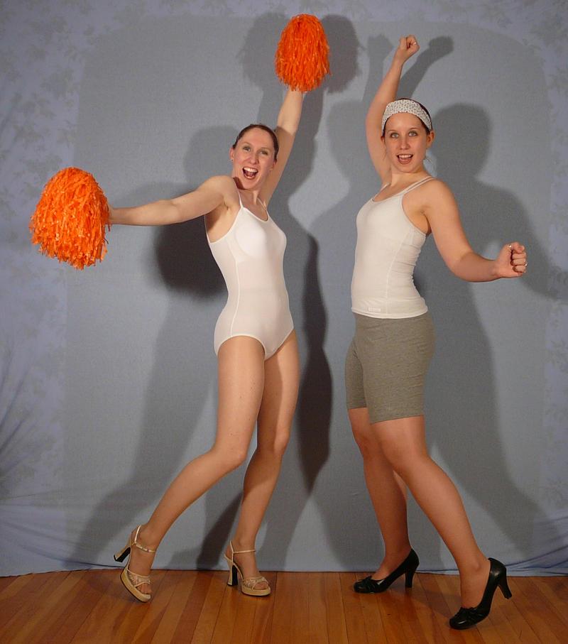 Sailor Cheerleaders by SenshiStock