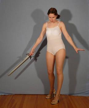 Sailor Sakky with Sword 2