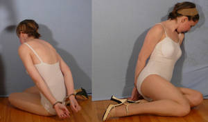Sailor Sakky Handcuffed 2 by SenshiStock