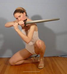 Sailor Sakky with Sword 8 by SenshiStock