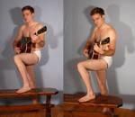 Moonlight Dan with Guitar 3