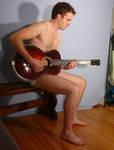 Moonlight Dan with Guitar 4