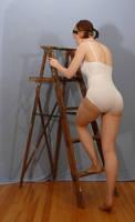 Sailor Ladder 1 by SenshiStock