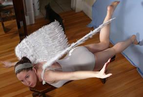 Sailor Flying 1 by SenshiStock