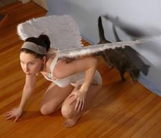 Sailor Angel 4 by SenshiStock