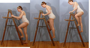 Sailor Ladder 2 by SenshiStock