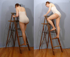 Sailor Ladder 3 by SenshiStock