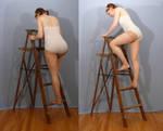 Sailor Ladder 3 by SenshiStock