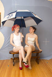 Collab Stock: Umbrella Chat 2 by SenshiStock
