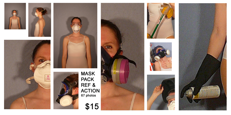 Mask Pack - Paid Stock by SenshiStock