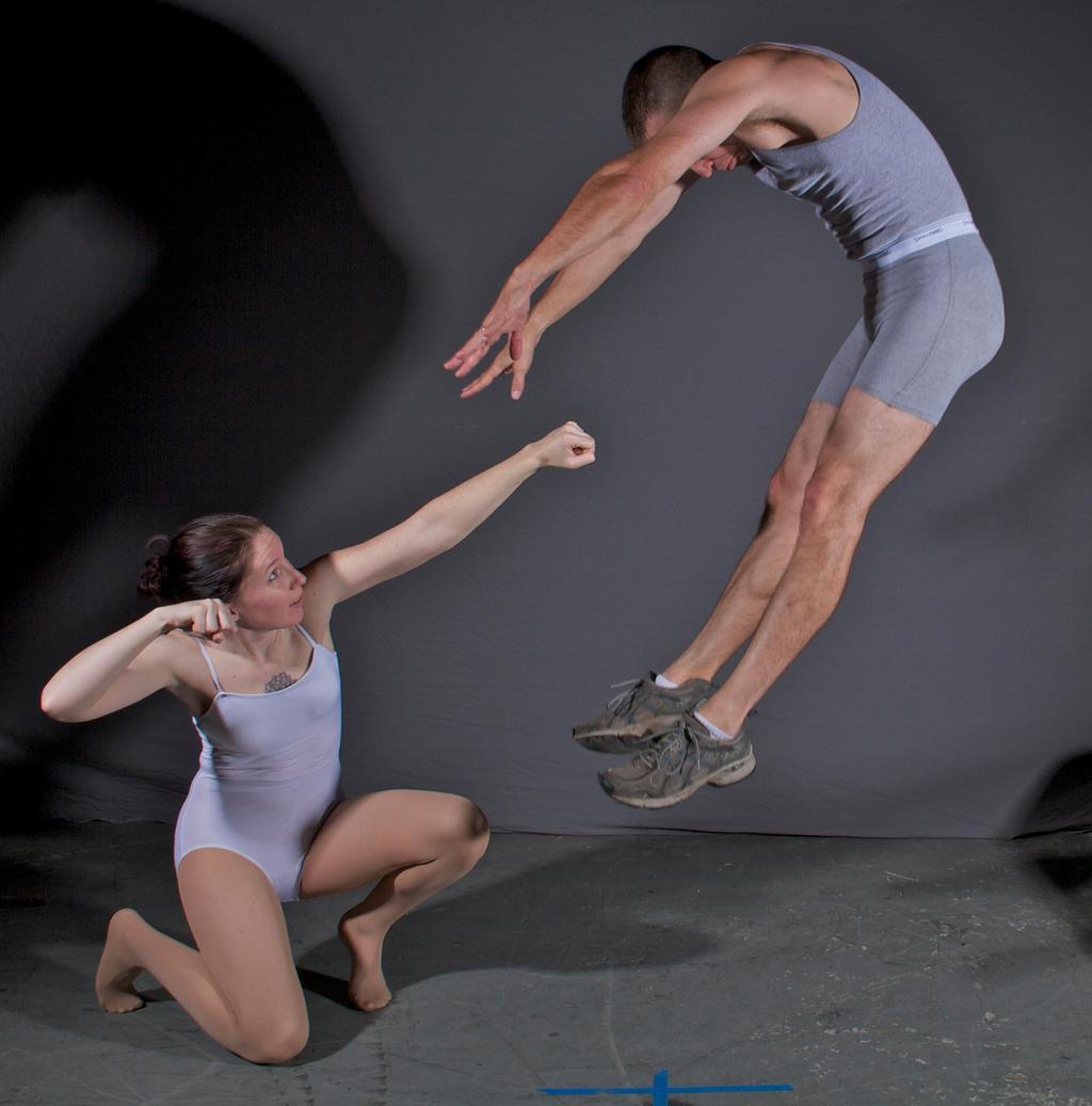 Dynamic Flying Falling Action - 137.0KB