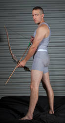 Male Archer - Pose Reference by SenshiStock